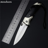 Stenzhorn 2017 New Free Shipping Promotion Quality Goods New Folding Knife Camping Pocket Survival Rescue Hunt