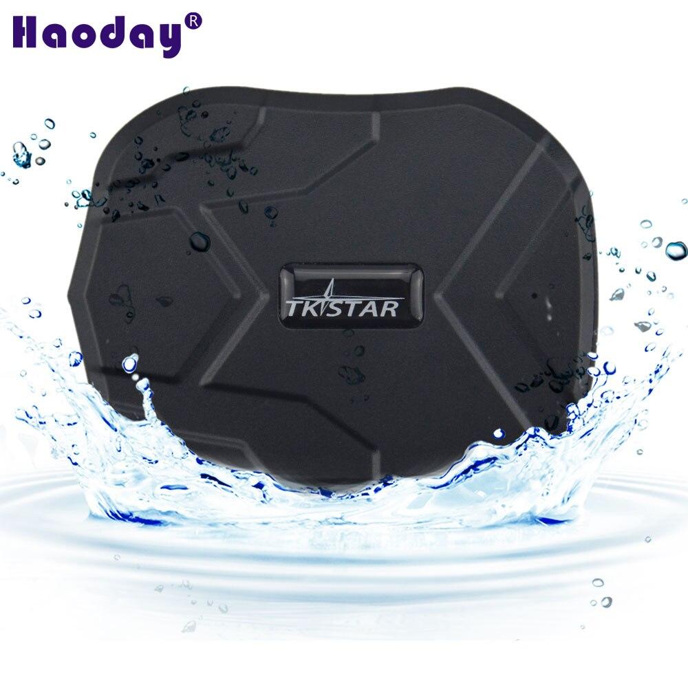 TK905 Voiture GPS Tracker 5000 mah Batterie Veille 90 Jours Véhicule Dispositif De Repérage GPS Locator Imperméable À L'eau Aimant Livraison Web APP moniteur