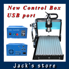 USB port !!! 3040Z-S++ ,CNC3040 800W Spindle +1.5kw VFD CNC Router water-cooling   Metal engraving machiney cnc machine CNC 3040
