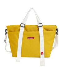 Women Men Handbags Shoulder Bag Designer With Large Capacity Oxford Shoulder Bags Waterproof  Unisex Casual Messenger Bags 2019
