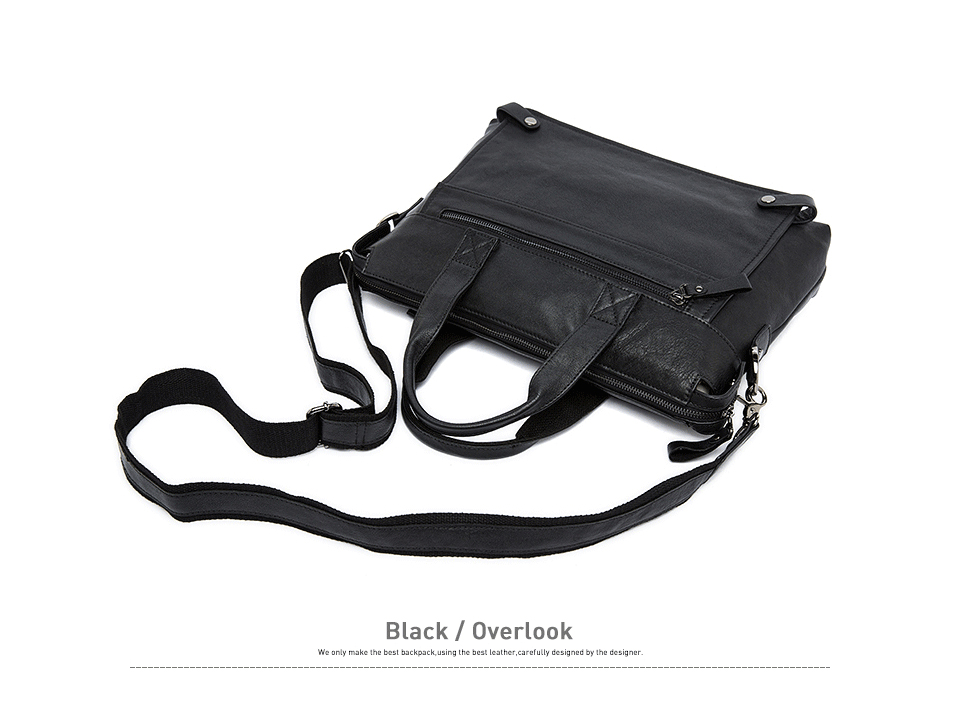 5 men bag messenger
