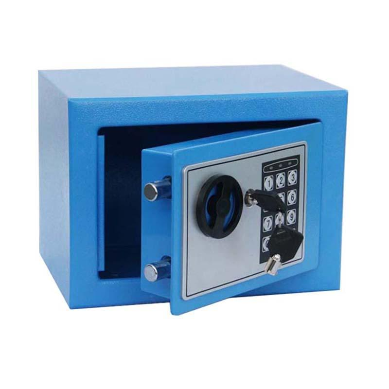 digital safe box fire proof ideal to guard valuables secret at home while travel storage jewellery - Fire Proof Safe