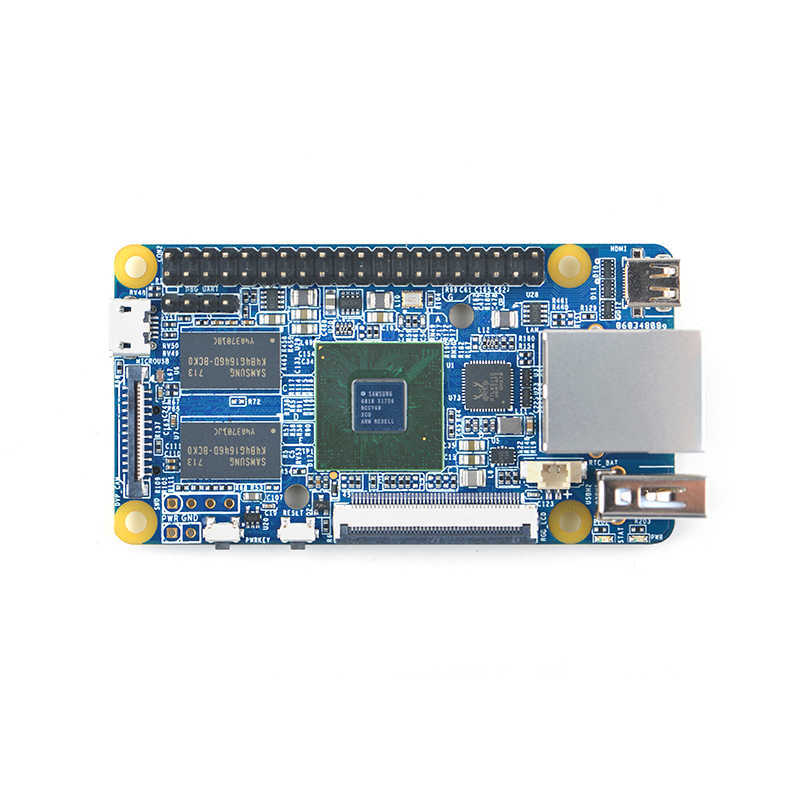 RealQvol NanoPi Fire3 Development Demo Board S5P6818 1 4GHz CPU 1GB DDR3  GPIO Port support Android Debian FriendlyCore