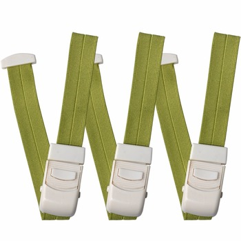 5Pcs/Lot First Aid Device Tourniquet Compression Bandage Quick Slow Release Reusable Surgical Tourniquet With Buckle Color Green фото