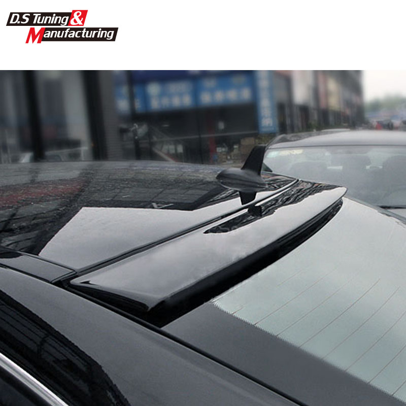 Mercedes C class w204 carbon fiber roof spoiler for benz 2007-2014 C180 C200 C220 C350 C300 mercedes а 160 с пробегом