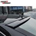 Mercedes classe C w204 fibra de carbono roof spoiler para 2007-2014 benz C180 C200 C220 C300 C350