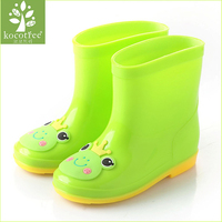 2018 Summer New Children S Rain Shoes Boys And Girls Cartoon Waterproof Shoes Boots For Kids