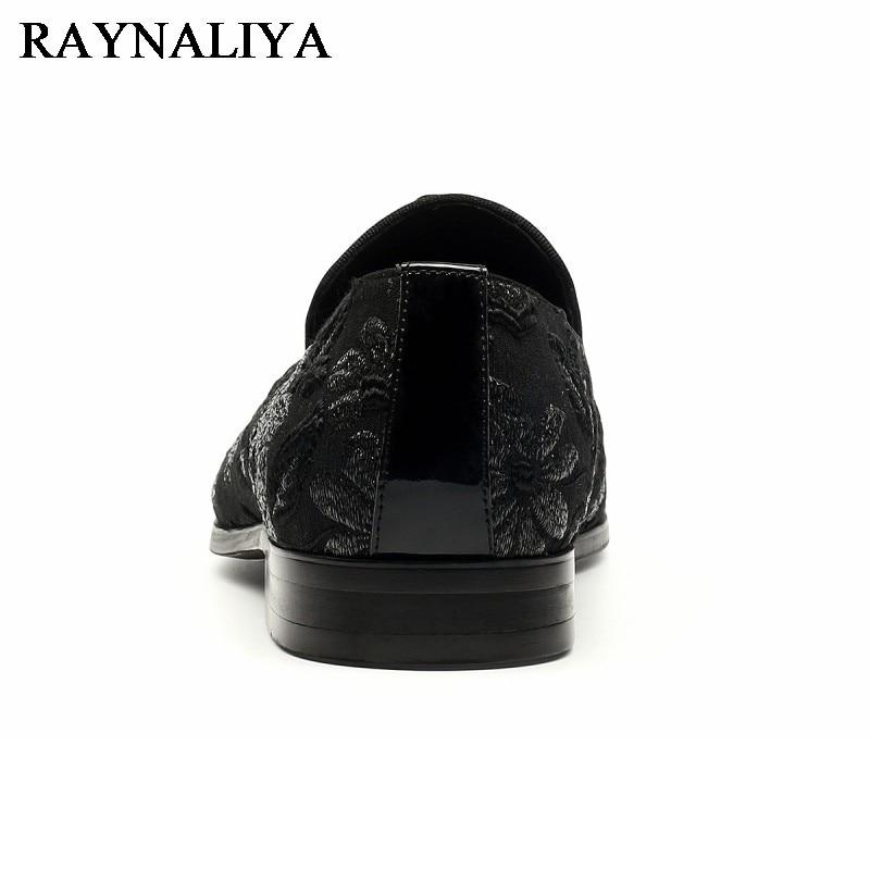 Verano 44 Encaje Zapatos Tamaño Yj azul Planos b0032 De Nueva 37 Negro Moda Respirable Gran Casuales Cómodos Los Hombres wSq64