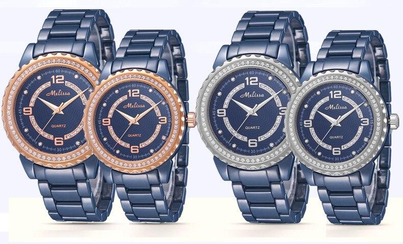 Pulseira Relógio de Pulso de Quartzo Montre Femme Reloj