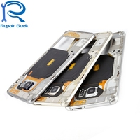 Middle Housing Frame Bezel Replacement Parts For Samsung Galaxy S6 Edge+ Plus G928 G928F G928T Middle Chassis Plate Bezel