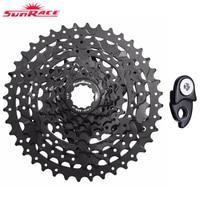 Sunrace CSM680 8 speed 11 40T wide ratio bike bicycle MTB cassette Wide Ratio Mountain Bike Freewheel Bike Parts