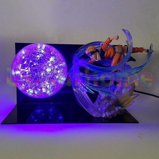 Naruto Shippuden Led Night Table Lamp