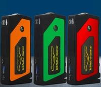 2018 Multi Function 69900mah Car Jump Starter 12V Starting Device Mobile 4USB Power Bank Compass SOS