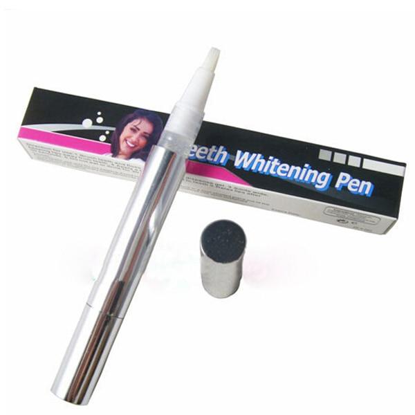 30pcs Teeth Whitening Pen Scaler Gels Tooth Bleaching Dirt Soot Black Tooth Soft Brush Teeth Dental