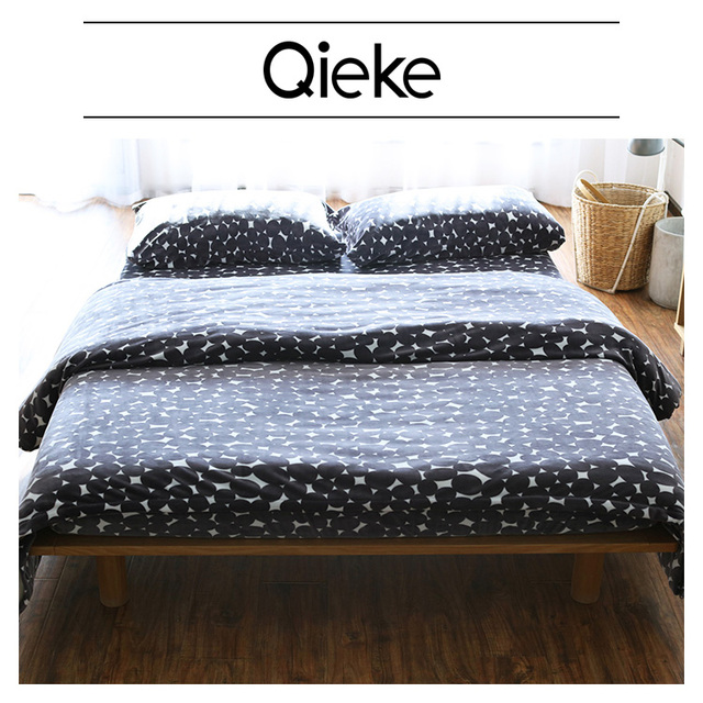 Brand Japan Style High Quality Autumn Winter Stone Morden Flannel Bed Sheet  Fitted Sheet 5feet/