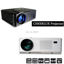 factory price HD native 1280*800 3000 lumens projector for games video audio party blue ray dvd player pc laptop computer wii