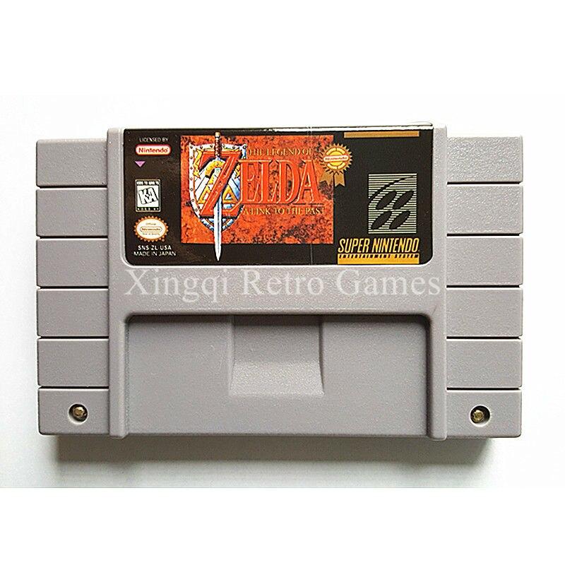 The Legend Of Zelda Nintendo SFC/SNES Video Game Cartridge