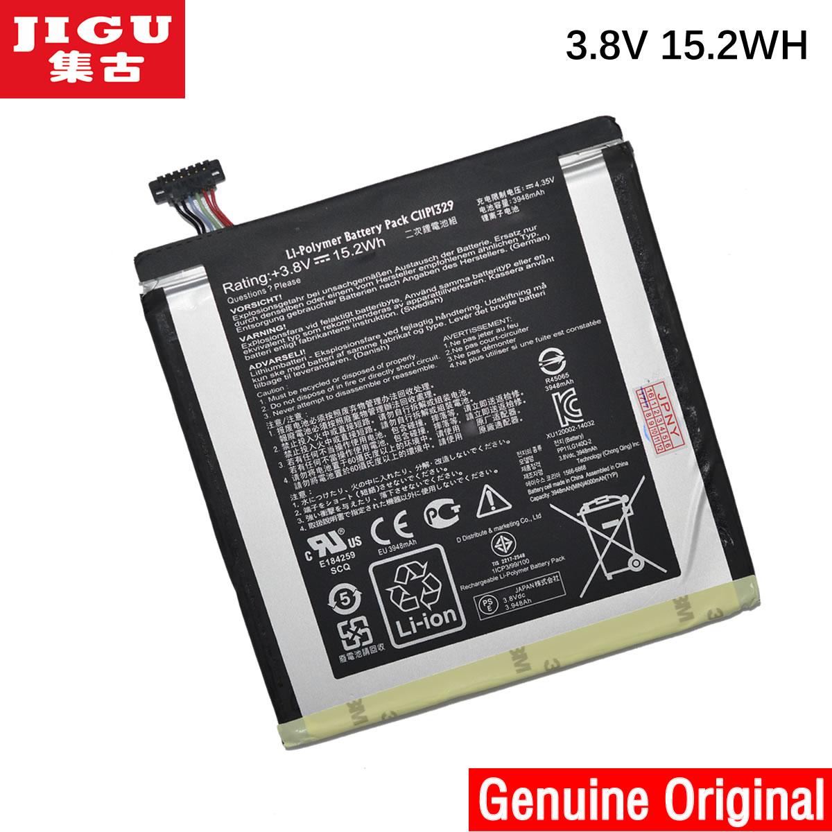 JIGU original laptop Battery C11P1329 for ASUS ME181C ME181CX ME8110C for Pad VivoTab M81C VivoTab 8