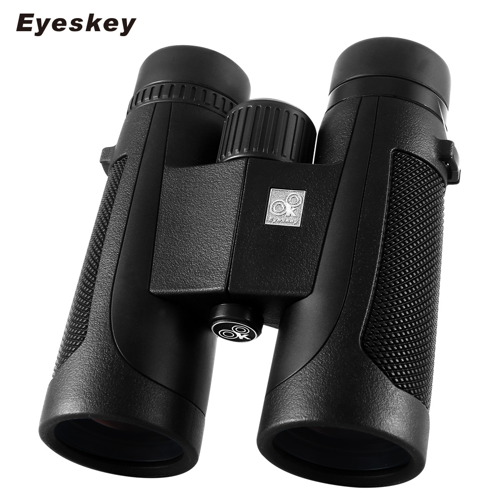 Eyeskey 8/10x42 10x50 Binoculars Outdoor Sports Eyepiece Telescope Binoculars Telescope Wide Angle Hunting Free Shipping Black eyeskey 10x42 portable binoculars camping hunting telescope waterproof night vision tourism optical outdoor sports