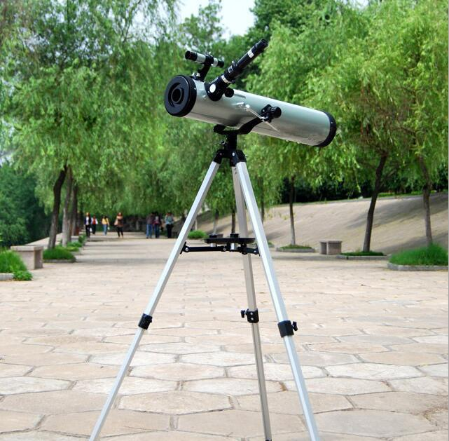 top quality zoom outdoor monocular space astronomical telescope with