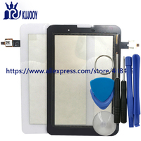 Touch Panel For Lenovo IdeaTab A3000 A3000 H Touch Screen Digitizer Sensor Glass Lens With Tools
