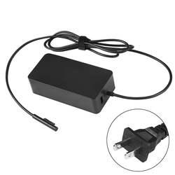 Аксессуары Замена аккумулятора практичное профессиональное зарядное устройство ПК 15 V 4A блок питания для планшета для microsoft Surface