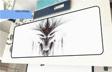LICH геймерский коврик для мыши очаровательны 800x300x3 мм игровой коврик для мыши Большой Прохладный новый ноутбук аксессуары ноутбук padmouse эргономичный коврик