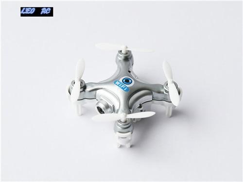 24 UNIDS CX-10W APP wifi mini control drone con 0.3MP HD wifi de la cámara