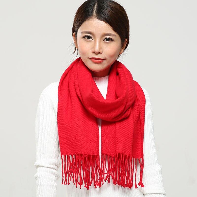 Cashmere Scarf Shawls Gradient Scarf   Women Channel scarves Wrap Women