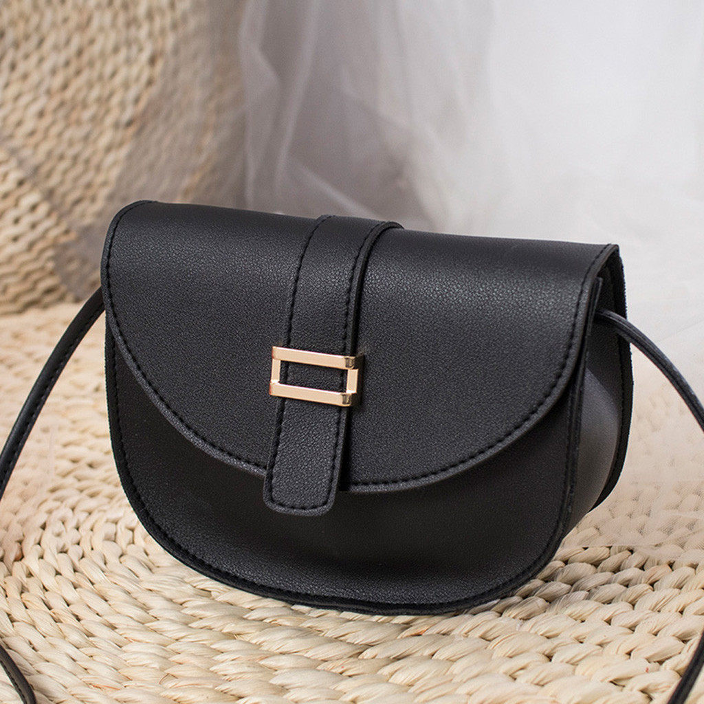Bags For Women 2019 Women's Simple All-purpose Small Square Bag Single Shoulder Messenger Bags Women Bag Over Shoulder#T3
