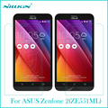 Nillkin For Asus ZenFone 2 ZE551ML Anti-burst Tempered Glass Screen Protector Clear Screen Protecter For Asus ZenFone 2 ZE551ML