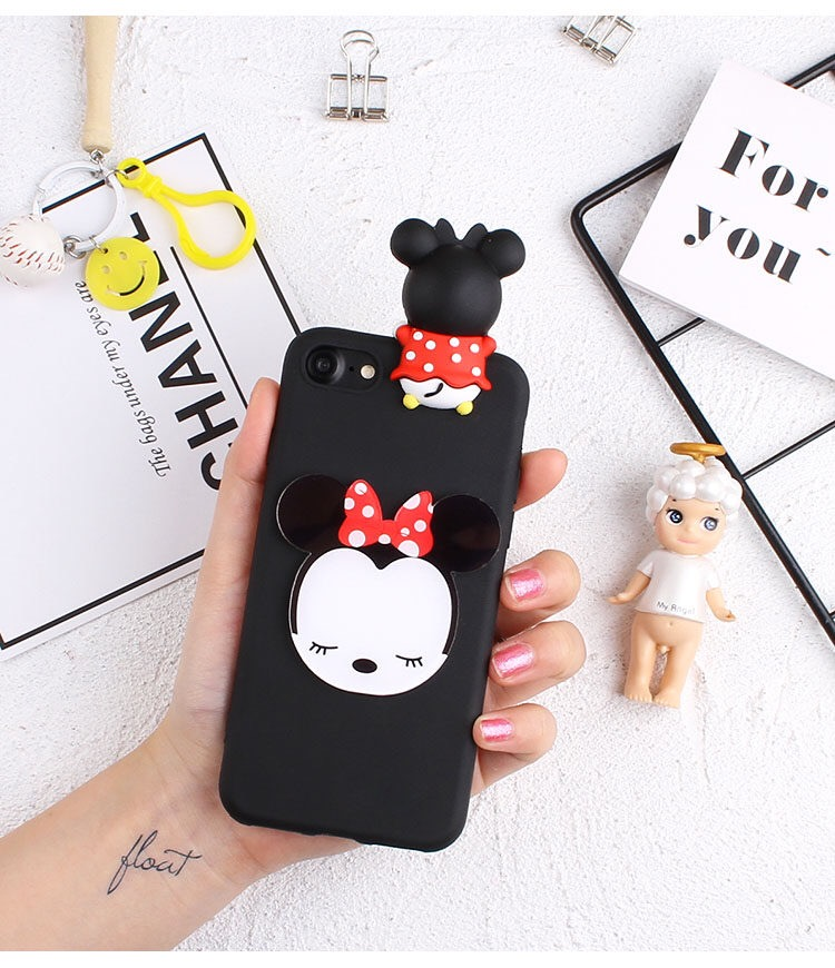 21354b79b2 Aliexpress.com : Buy Back Covers For Oppo F5 Cases For Oppo A71 A33 A59 3D  Dolls Minnie Pooh Daisy Case For Oppo A37 A57 A39 F1S F3 Soft Cases from ...