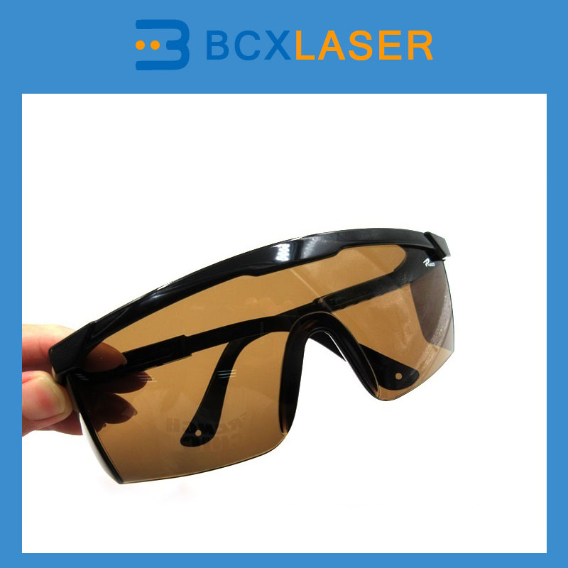1064nm High quality goggles for laser machine laser handpiece probe 1064 1320 532nm for beauty machine