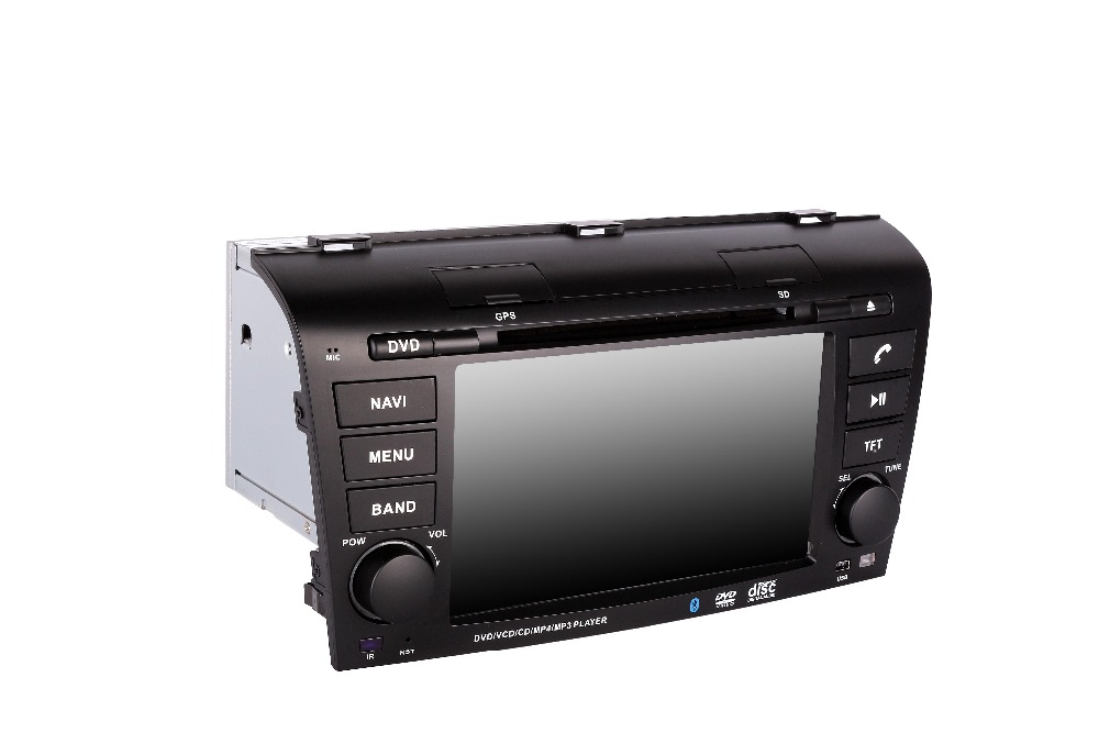 Top NEW OCTA 8Core Android Fit MAZDA 3 MAZDA3 2004 2005 2006 2007 2008 2009 Car DVD Player Navigation GPS Radio dvd stereo head unit 2