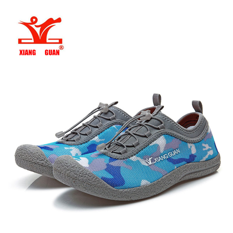 Xiangguan 2016 Summer Lovers Running Shoes Camouflage Women Breathable Walking Shoes Men Lazy Shoe Cheap Online Sale EUR 36-44