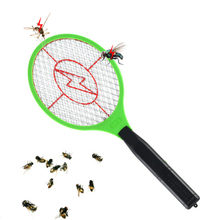 Zapper Swatter Hand-Racket Killer Fly-Mosquito Electric Insect Pest Garden Summer Home