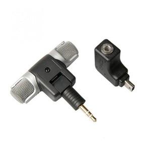 Image 3 - Mini Microphone stéréo pour Gopro Hero 4 3 accessoires monture de boîtier de protection pour caméra daction Go Pro 3.5Mm pas de bruit micro