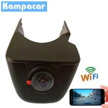 Kampacar Видеорегистраторы для автомобилей Wi-Fi видеокамера с Регистраторы для Audi A1 A3 A4 A5 A6 A7 A8 Q1 Q2 Q3 Q5 Q7 Q8 TT R8 спортивные RS Avant черный крыши до 2011