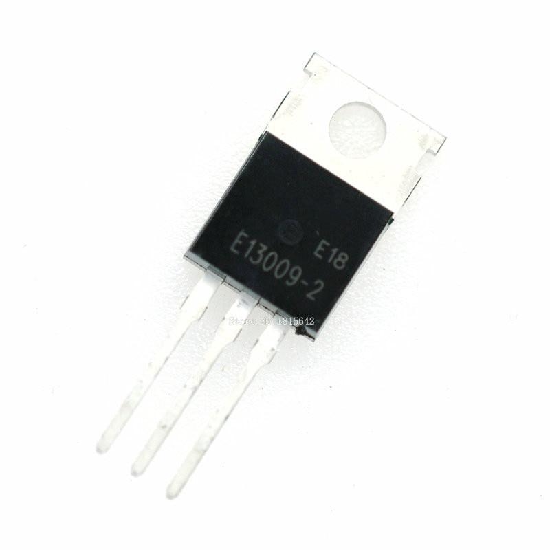 10PCS/Lot Transistor E13009 13009 E13009-2 J13009 J13009-2 Triode New