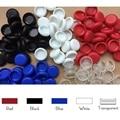 2016 hot rv77 anti-skid tpu caso capa apertos polegar para xbox one (5 pacote de cores -- preto/branco/vermelho/azul/transparente)