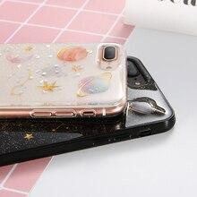 KISSCASE Luxury Glitter Stars Case iPhone