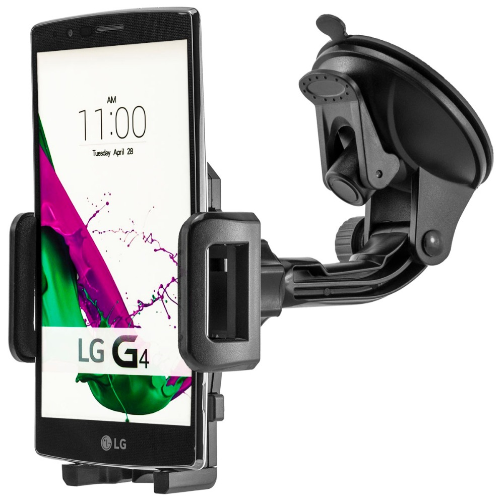 360 rotary windshield car phone holder for lg g6 g5 g4 g4c stylus for iphone 5