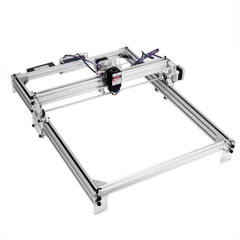 30x40 cm CNC Laser gravure Machine Kit bricolage bureau marquage imprimante 12 V USB sculpture sur bois gravure Machine de découpe 2500 mW