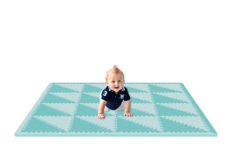 ЕВА треугольник головоломки Мат Детские и для игр Коврик Environme из пеноматериала EVA матовый черный и белый коврик для ребенка игры игровой ко... ...