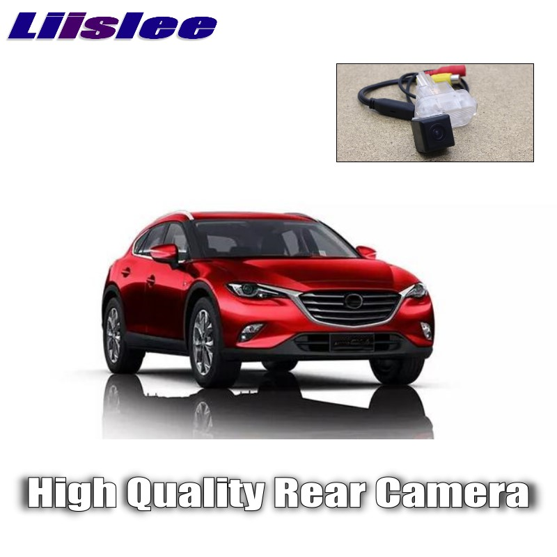 Liislee Car Camera For Mazda CX 4 CX4 CX 4 KOERU High Quality Rear View Back Up Camera CCD with Night View Function