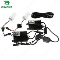 FREE Shipping New Products 12v 100w H1 H3 H4 Single Bulb H7 9005 9006 Auto HID