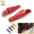 Motorcycle Folding Foot Pegs CNC Rear Passenger Footrests For Yamaha All Tmax 500, XP500,Tmax 530 2013-2015,MT07 MT09 2013-2015