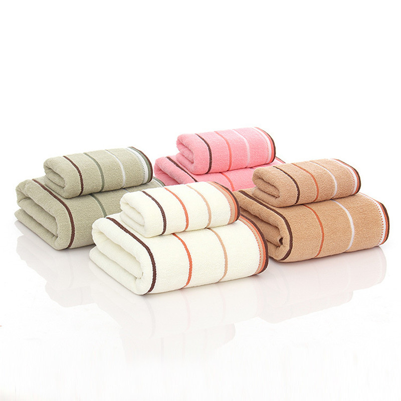 100 cotton factory wholesale cotton white purple towel for How to keep white towels white