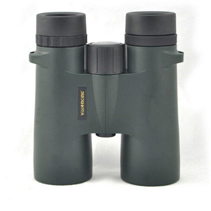 Visionking 10x42 Waterproof Bak4 font b Telescope b font Travelling Hunting Birdwatching Binoculo Profissional Prismaticos De