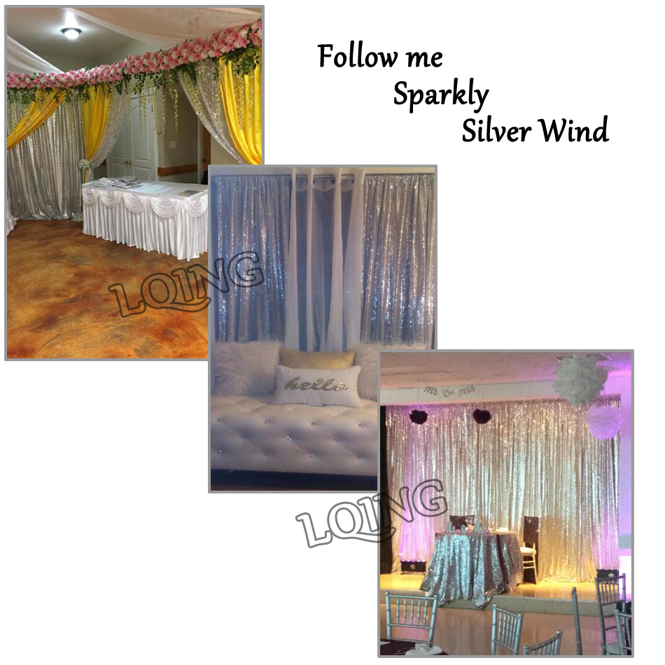Silver Sequin Backdrop-003